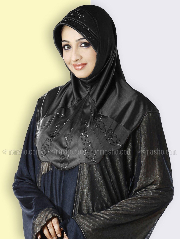 Hijab In Black