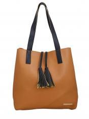 Lapis O Lupo Synthetic Women Tote Bag  Image