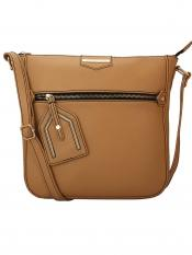 Lapis O Lupo Sand Women Synthetic Sling Bag Image