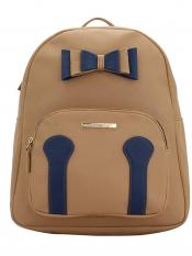 Lapis O Lupo Synthetic  Neutral Womens Backpack - Beige