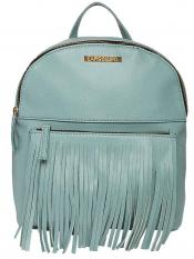 Lapis O Lupo Synthetic HeavenWomen Backpack - Turquoise Blue
