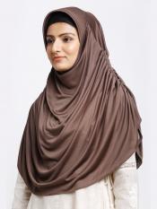 Ruwaa Instant Hijabs In Coffee
