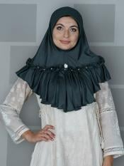 Aaima Instant Hijabs In Grey