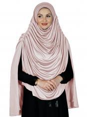 Farah Instant Hijabs In Cream