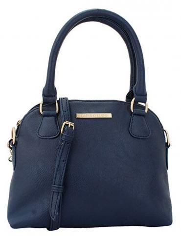 Austere Women Neno Synthetic Handbag - Blue