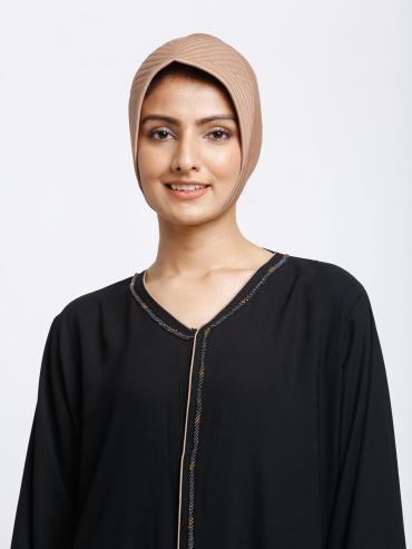Reyah Under Hijab Cap In Coffee