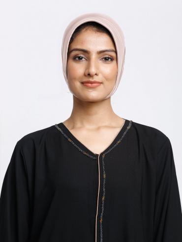 Reyah Under Hijab Cap In Cream