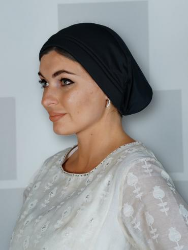 Rizah Under Hijab With Elastic Band In Black
