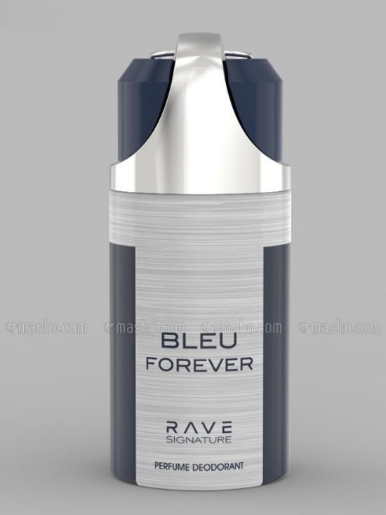 Bleu Forever 250 ml Deodorant Spray For Men And Women