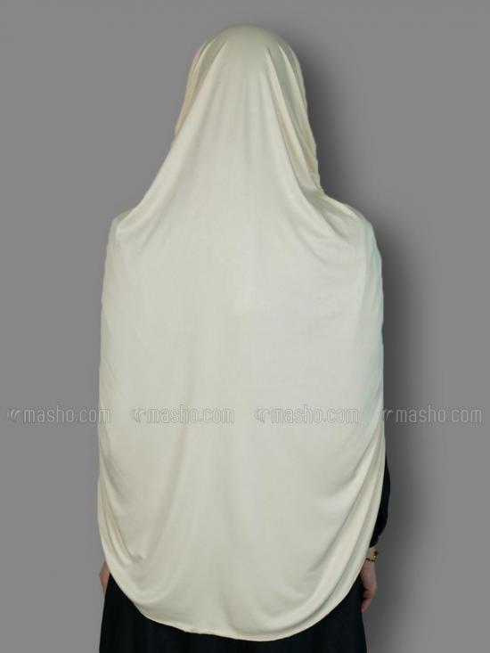 Farah Instant Hijab In Cream